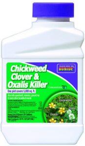 clover and oxalis killer