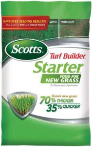 scotts lawn fertilizers