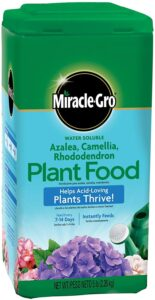 miracle go fertilizer for hibiscus