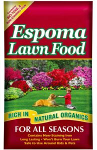 espoma lawn food