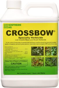 crossbow herbicide for creeping charlie