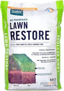 lawn restore fertilizer
