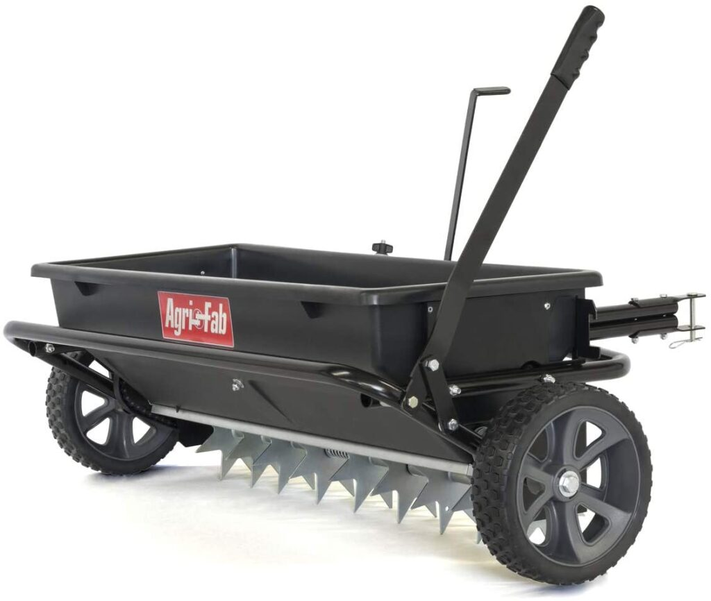 Agri-Fab 45-0543 100 lb. Tow Spiker/Seeder/Spreader