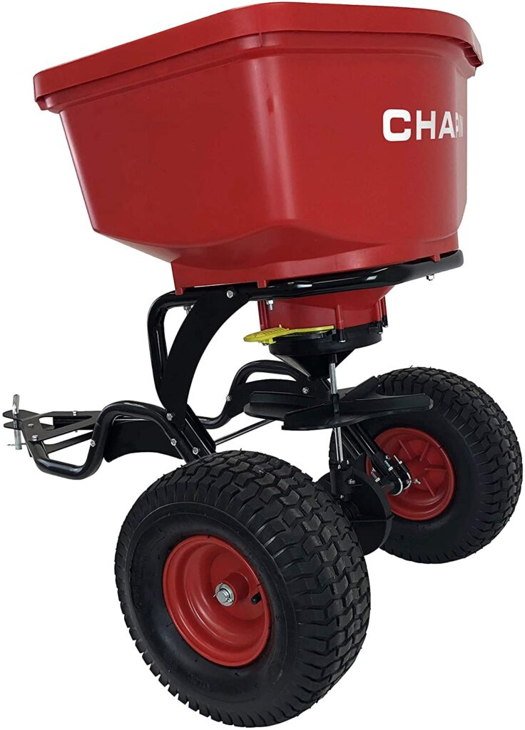 Chapin International Chapin 8620B 150 Pound Tow Behind Spreader with Auto STO