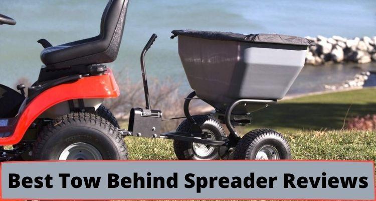 Best Tow Behind Spreader