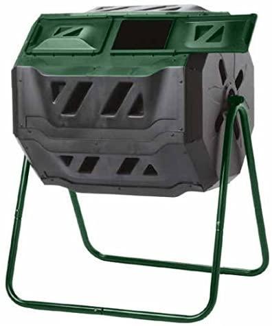 Exaco Trading Company Exaco Mr.Spin Compost Tumbler