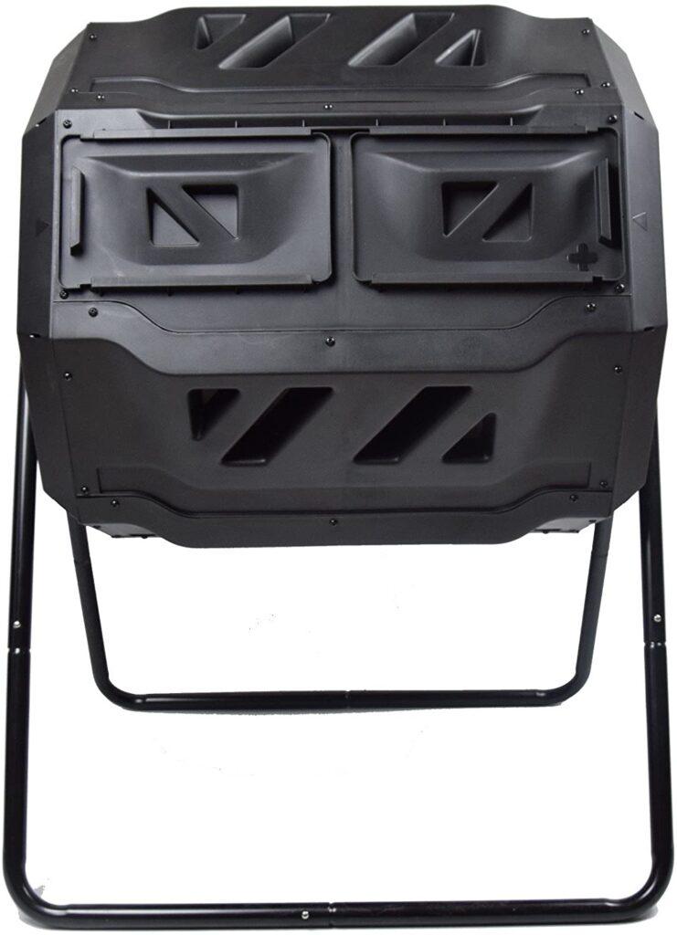 MaxWorks 80699 Garden Compost Bin Tumbler