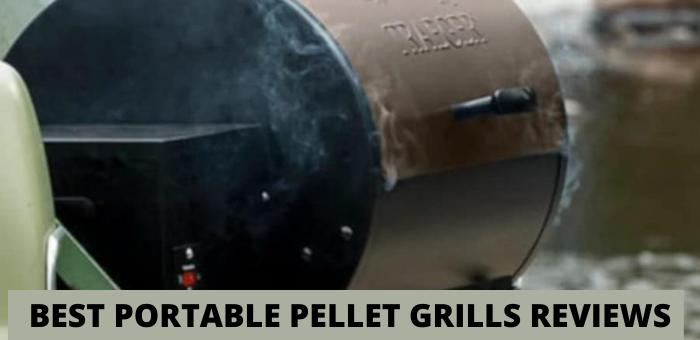 Portable Pellet Grills