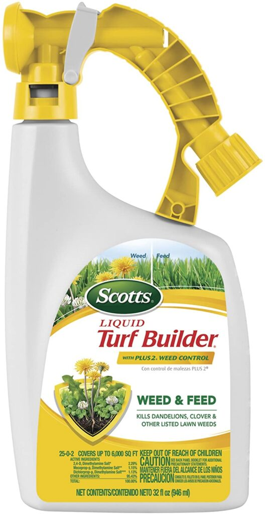Scotts Liquid Turf Builder